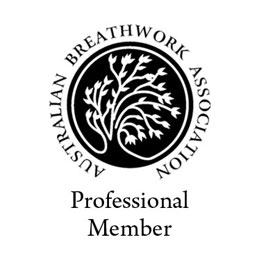 Professional Member of the Australian Breathwork Association