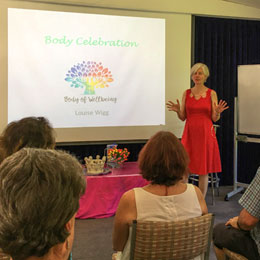 The Body of Love Program is a personalised 10-week program that will bring gratitude for, peace, trust and connection with your body and yourself.